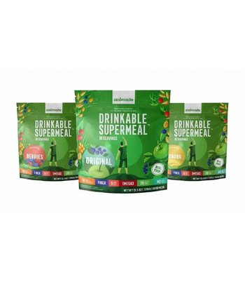 Ambronite Drinkable Supermeals Variety Pack