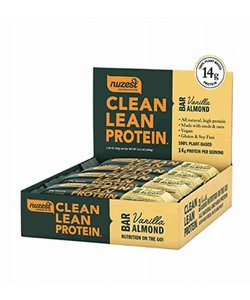 Nuzest Protein Bars Vanilla Almond
