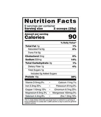 Nuzest Clean Lean Protein Chai, Kurkuma + Maca