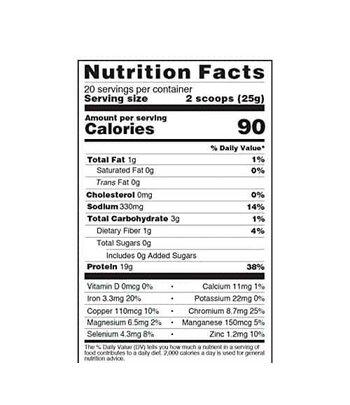 Nuzest Clean Lean Protein Vanilla Matcha