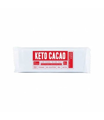 Keto Cacao Dark Chocolate Bars