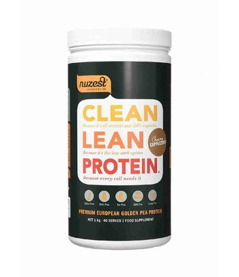 Nuzest Clean Lean Protein Cappuccino