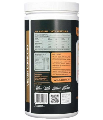 Nuzest Clean Lean Protein Cappuccino