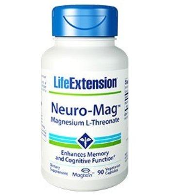Life Extension Neuro-Mag Magnesium L-Threonat