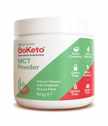 GBnutracise GoKeto MCT Oil Powder