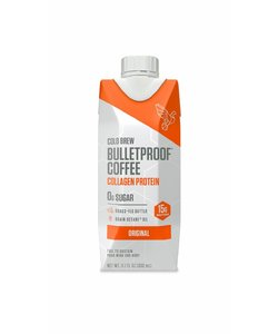 Bulletproof Cold Brew Collagen