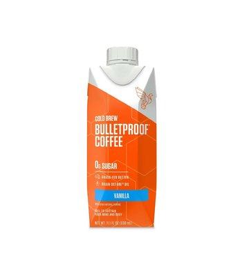 Bulletproof Cold Brew Vanilla