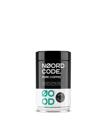 NoordCode Pure Coffee Medium Roast Ground 250g