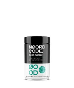 NoordCode Pure Coffee Light Roast Ground 250g