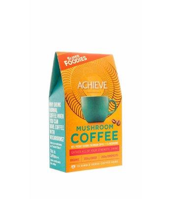 Superfoodies Mushroom Coffee Achieve