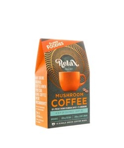 Superfoodies Mushroom Coffee Relax