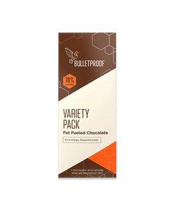 Bulletproof Chocolate Fuel Bars Variety