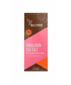 Bulletproof Chocolate Fuel Bars Himalayan Sea Salt
