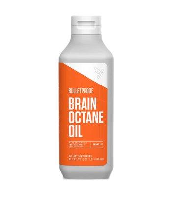 Bulletproof Brain Octane Olie 945 ml
