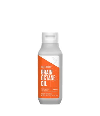 Bulletproof Brain Octane Olie 475 ml