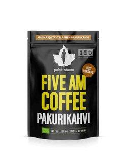 Puhdistamo Five AM  Coffee Chaga