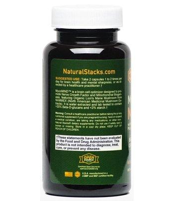 Natural Stacks MycoMIND