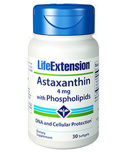 Life Extension Astaxanthine