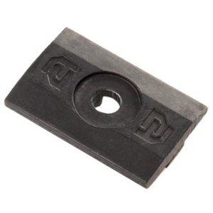 Clickfit Middelklem zwart