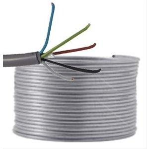 YMvK-mb kabel 5 x 4 mm2 GRIJS (per 50 meter)