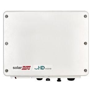 Solar Edge SolarEdge Omvormer 1 fase, met HD-Wave Technologie met SetApp configuratie