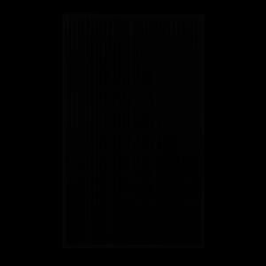 Jinko solar 315 wp Cheetah All Black