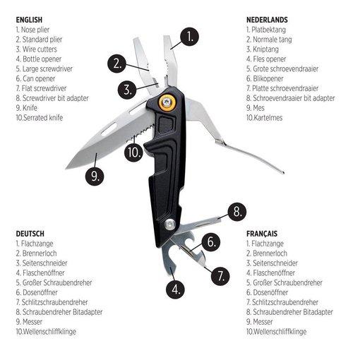Tools relatiegeschenk Excalibur tool met bit set P221.421