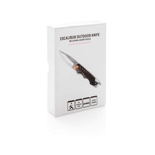 Zakmessen relatiegeschenk Excalibur mes P221.461