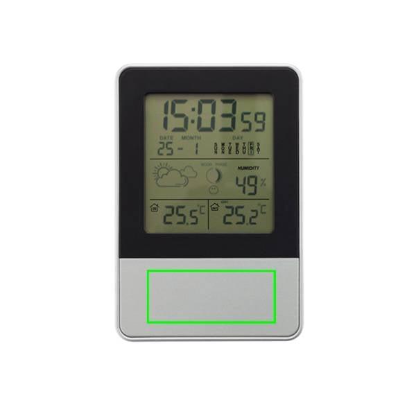Weerstations bedrukken Indoor/outdoor weerstation P279.20