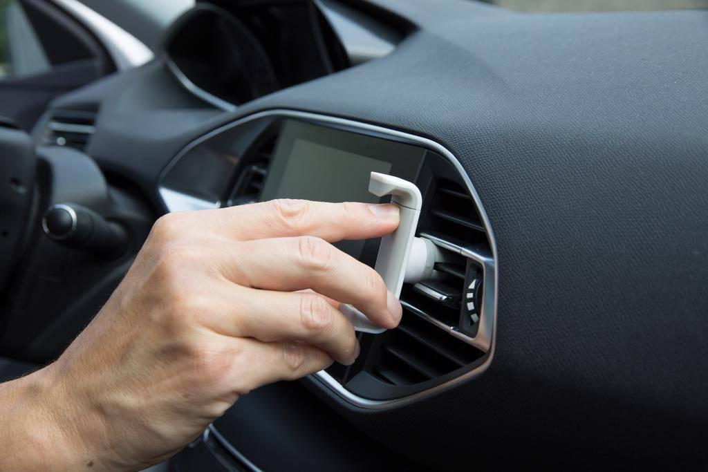Auto & fiets artikelen bedrukken 360 universele telefoon houder P302.82