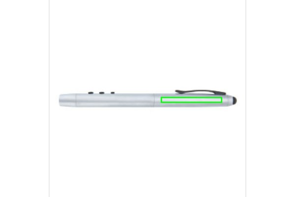 Laserpointers bedrukken 4-in-1 presenter pen P327.88