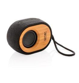 Speakers bedrukken als relatiegeschenk Bamboo X speaker P328.00