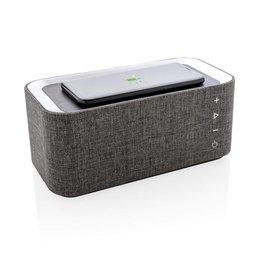 Vogue speaker met 5W draadloze oplader P328.07