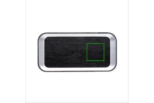 Luidsprekers Vogue speaker met 5W draadloze oplader P328.07
