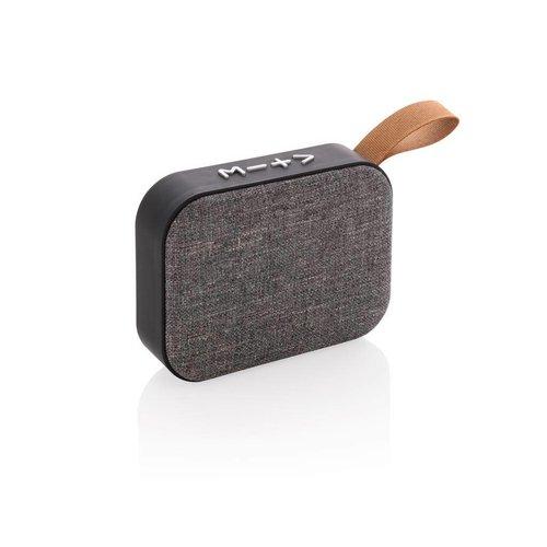 Speakers bedrukken Fabric trend draadloze speaker P328.21