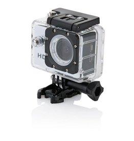 Action camera inclusief 11 accessoires P330.05