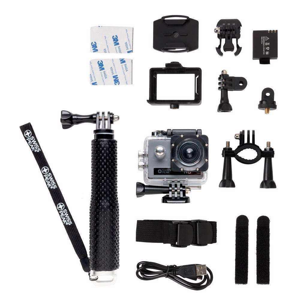 Sportartikelen Action camera set P330.20