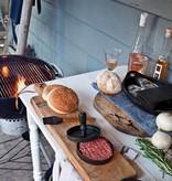 Barbecue geschenken Barbecue set inclusief hamburgerpers P422.40