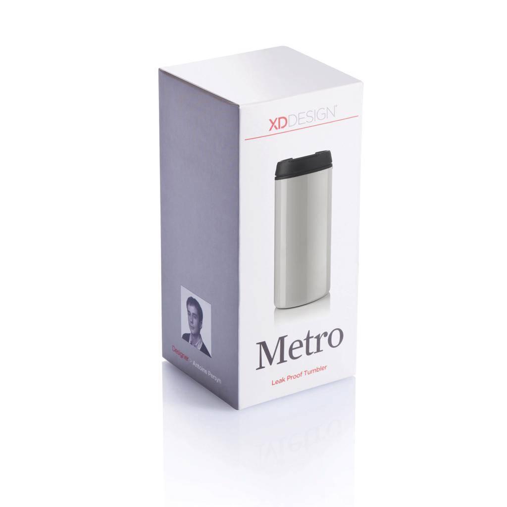 Thermo mok bedrukken Metro mok P432.19