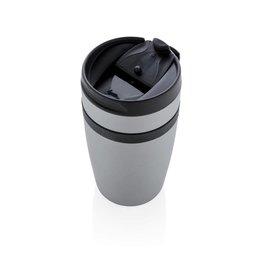 Thermosbeker relatiegeschenk Sierra lekvrije vacuüm geïsoleerde koffiemok P432.80