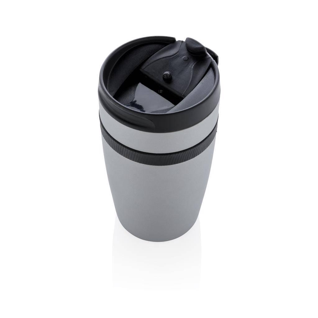 Thermo mok bedrukken Sierra lekvrije vacuüm geïsoleerde koffiemok P432.80