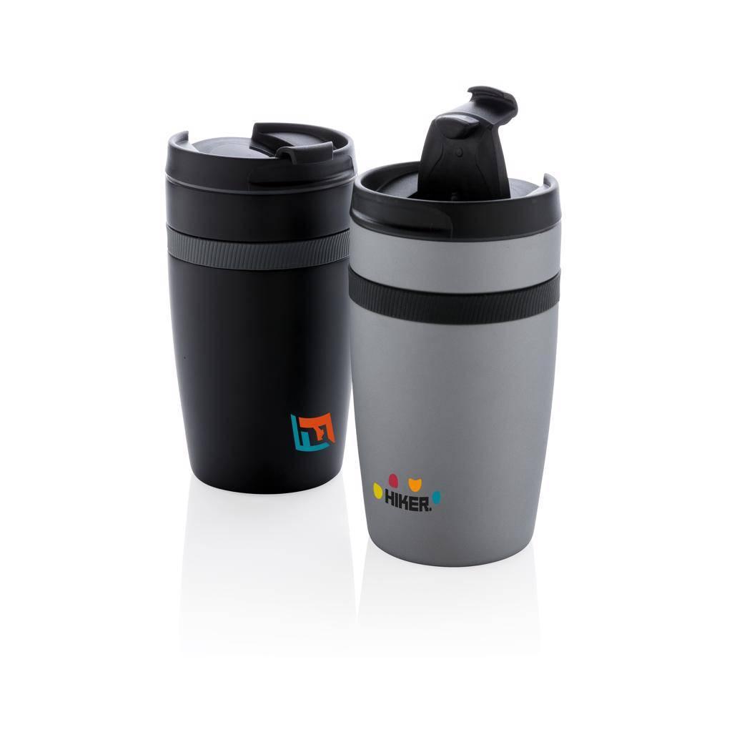 Thermosbeker bedrukken Sierra lekvrije vacuüm geïsoleerde koffiemok P432.80