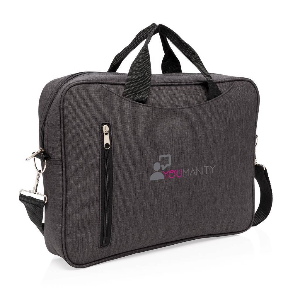 """Laptoptassen bedrukken Basic 15"""" laptop tas P730.02"""