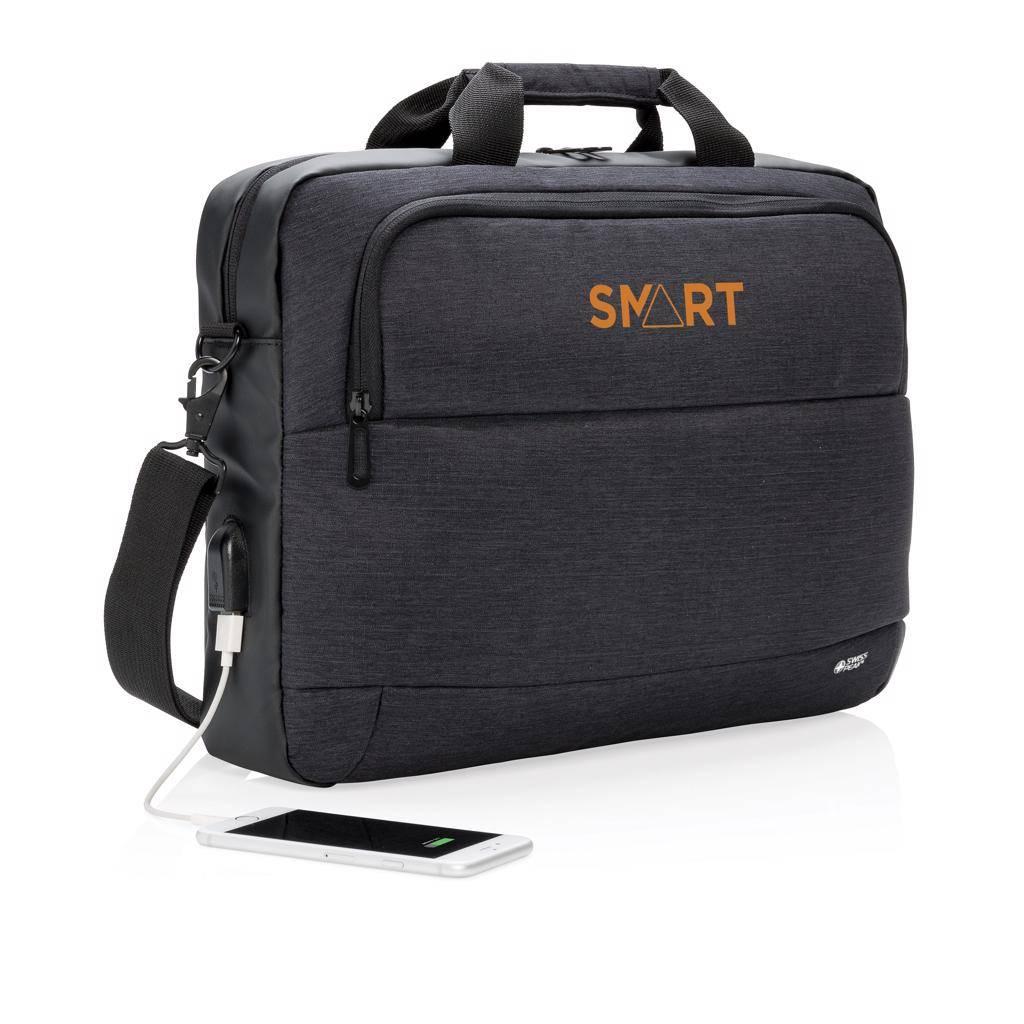 """Laptoptassen bedrukken Modern 15"""" laptop tas P762.16"""