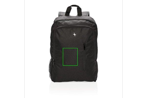 """Laptoptassen bedrukken 17"""" zakelijke laptop rugzak P762.22"""