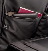 "Anti diefstal relatiegeschenk bedrukken Swiss Peak anti-diefstal RFID 15"" laptop rugzak P762.31"