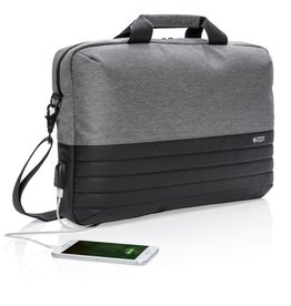 "Laptoptassen Swiss Peak RFID 15"" laptoptas P762.32"