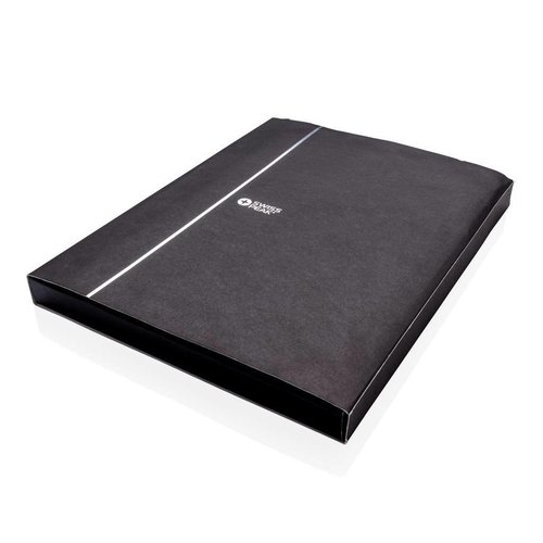 Schrijfmappen relatiegeschenk Heritage A4 portfolio met rits P773.830