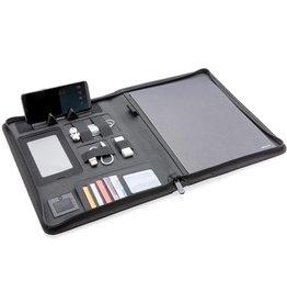 Schrijfmappen bedrukken Air draadloos oplader portfolio A4 P773.88