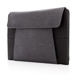 """Schrijfmappen bedrukken Kyoto 10"""" tablet portfolio met draadloze oplader P773.98"""
